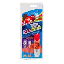 Brush-Baby KidzSonic világító szónikus elemes fogkefe 6 éves kortól