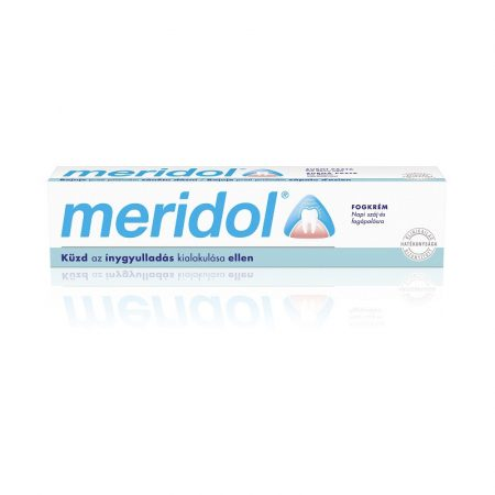 Meridol Ínyvédő fogkrém 75 ml