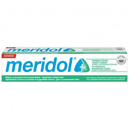 Meridol magabiztos lehelet fogkrém 75 ml (Halitosis)