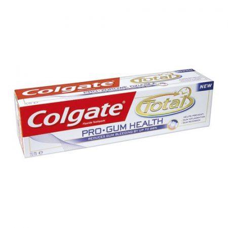Colgate Total Pro Gum Health fluoridos fogkrém 75 ml