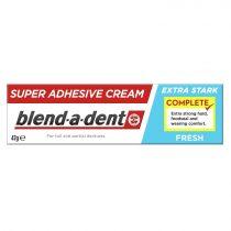 Blend-a-dent Complete Fresh extra erős műfogsorrögzítő krém 47 g