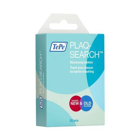 TePe PlaqSearch plakkfestő tabletta 20db