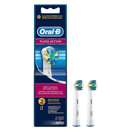 Oral-B EB25-2 Floss Action pótfej 2db