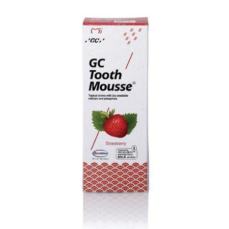 GC Tooth Mousse fogzománcvédő krém 40 g  - eper