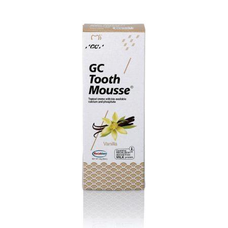GC Tooth Mousse fogzománcvédő krém 40 g  - vanília