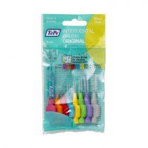 TePe Interdental brush original fogköztisztító kefe vegyes méretek 8 db/csomag