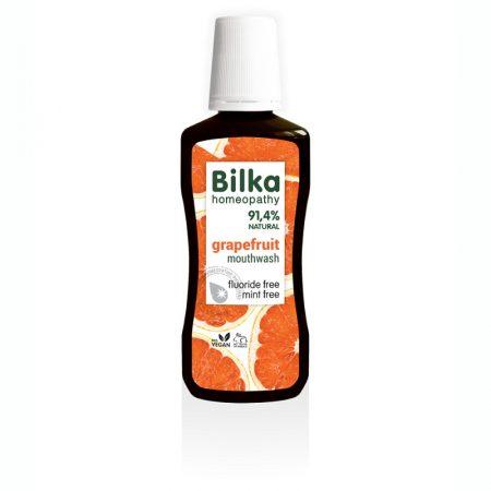 Bilka homeopátiás szájvíz grapefruit ízesítéssel 250 ml