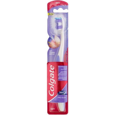 Colgate 360 Pro Gum fogkefe Soft
