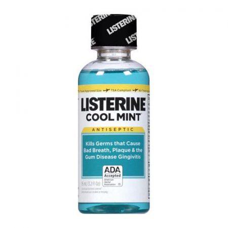 Listerine Cool Mint szájvíz 95 ml