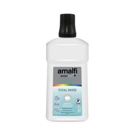 Amalfi szájvíz Total White 500 ml