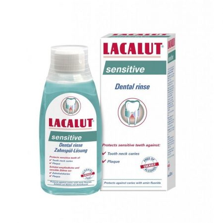 Lacalut Sensitive szájvíz 300 ml