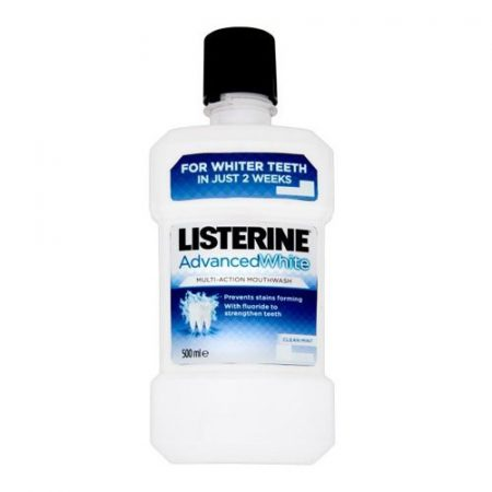 Listerine Advanced White szájvíz 500 ml