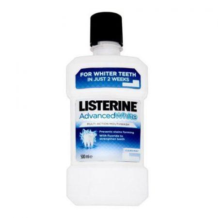 Listerine Advanced White szájvíz 500 ml