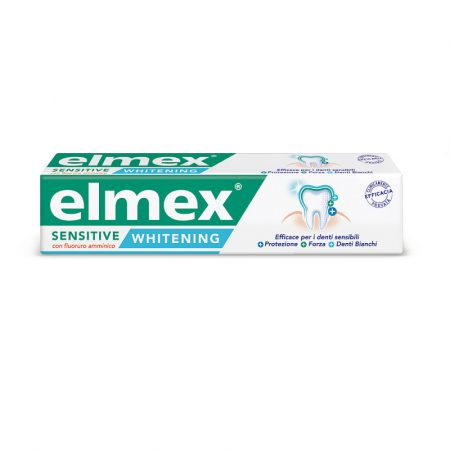 Elmex Sensitive Whitening fogkrém 75ml