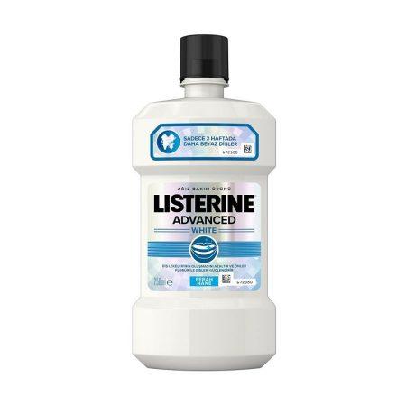 Listerine Advanced White szájvíz 250 ml