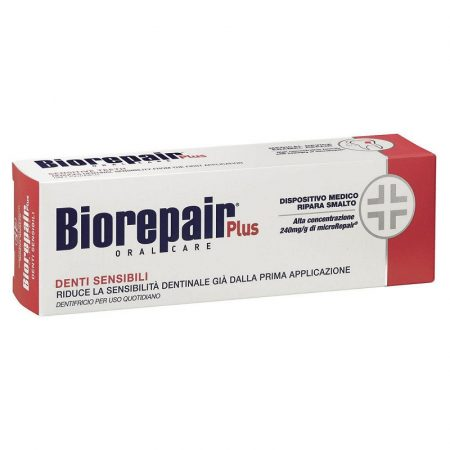 Biorepair Fast Sensitive Repair fogkrém 75 ml