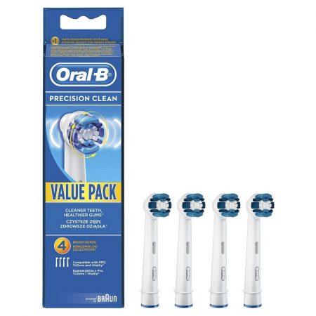 Oral-B EB20-4 Precision Clean pótfej 4db