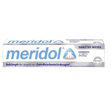Meridol Gentle White fogkrém 75ml