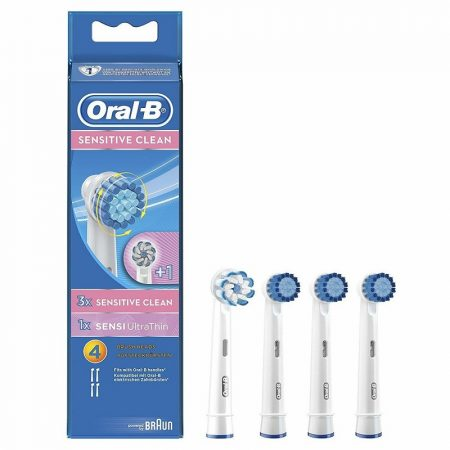 Oral-B EBS17-4 Sensitive Clean pótfej 4db