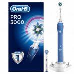 Oral-B PRO 3000 elektromos fogkefe