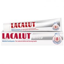 Lacalut White fogkrém 75ml