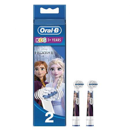 Oral-B EB10-2 Stages Power gyermek fogkefe pótfej Frozen 2db