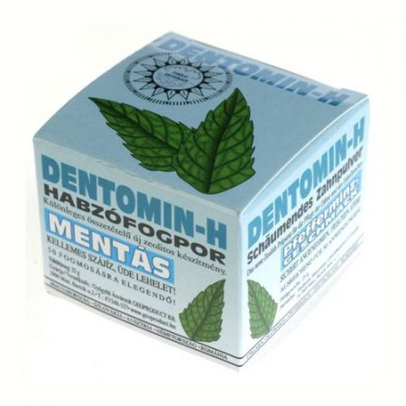 Dentomin fogpor ízesített 25g