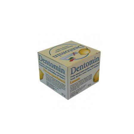 Dentomin fogpor ízesített 25g - citrom