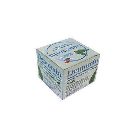 Dentomin fogpor ízesített 25g - menta
