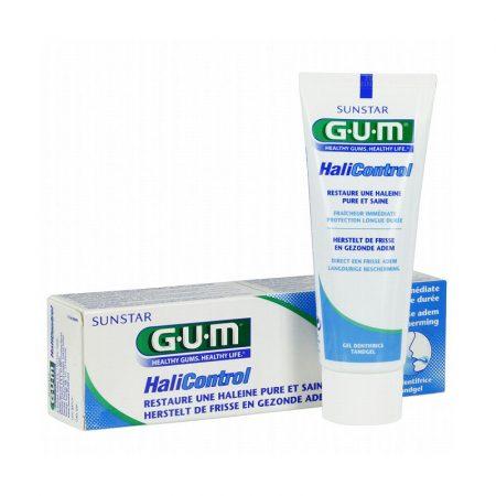 GUM HaliControl rossz lehelet elleni gél, 75ml