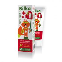 Bilka Homeopathy Natural Málnás 6+ gyermek fogkrém 50ml