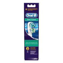 Oral-B EB417-2 Dual Clean pótfej 2db