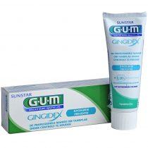 GUM Paroex fogkrém 0,06% CHX 75ml