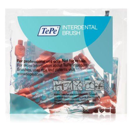 Tepe Extra soft fogköztisztító Multipack 25db - 2-piros