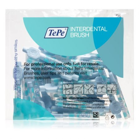 Tepe Extra soft fogköztisztító Multipack 25db - 3-kék