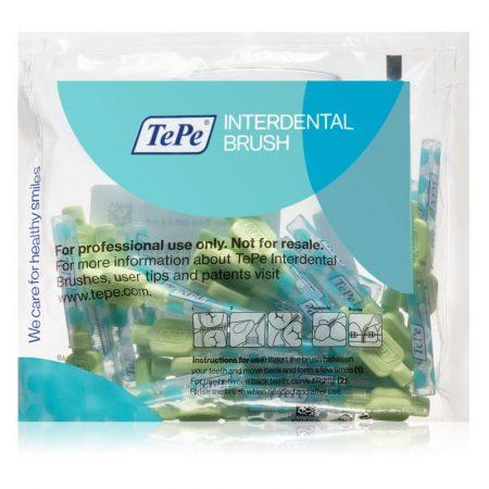 Tepe Extra soft fogköztisztító Multipack 25db - 5-zöld