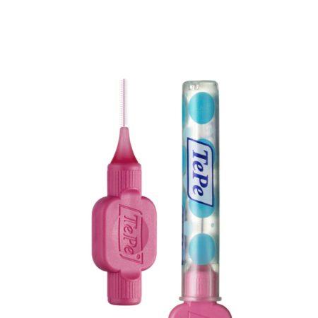Tepe fogköztisztító kefe 1DB - 0 - rózsaszín (0,4mm)