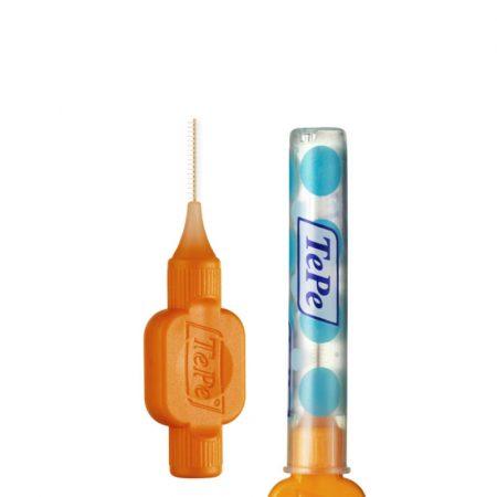 Tepe fogköztisztító kefe 1DB - 1 - narancs (0,45mm)