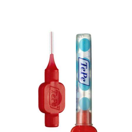 Tepe fogköztisztító kefe 1DB - 2 - piros (0,5mm)