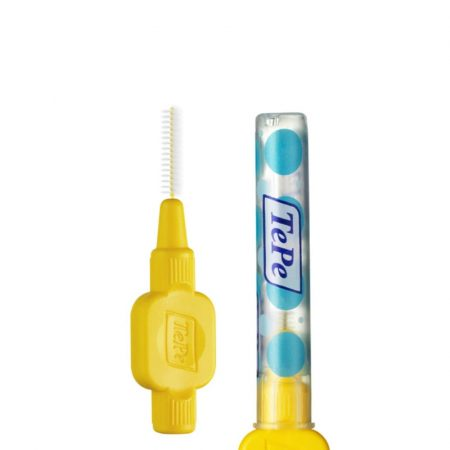 Tepe fogköztisztító kefe 1DB - 4 - sárga (0,7mm)