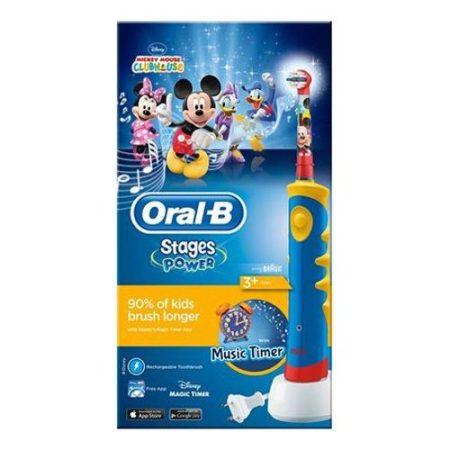 Oral-B D10.513 Mickey gyermek elektromos fogkefe