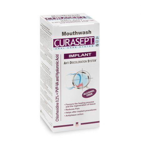 Curasept ADS Implant szájöblögető 200ml
