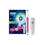 Oral-B PRO 750 Pink elektromos fogkefe