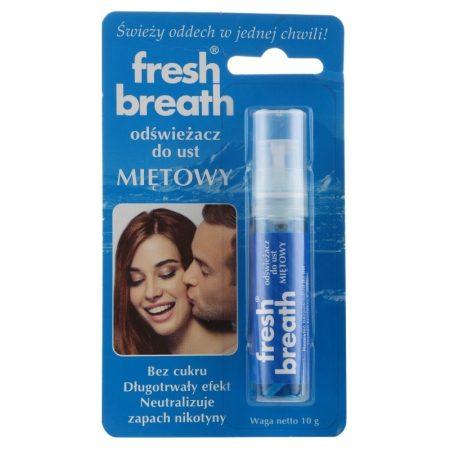 Jordan Fresh breath 10ml szájspray - kék