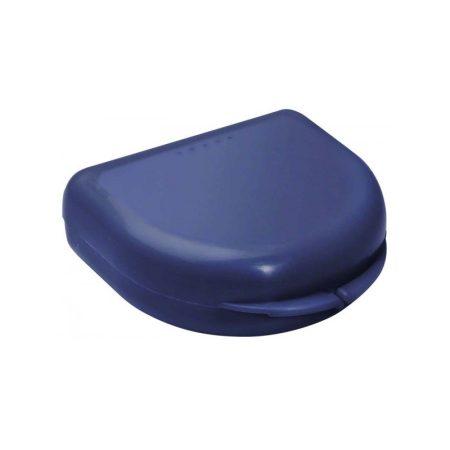 Ortho Box fogszabályozó- és síntartó doboz - sötétkék