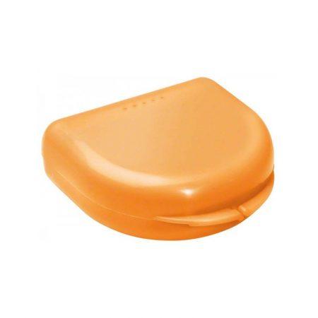 Ortho Box fogszabályozó- és síntartó doboz - narancs