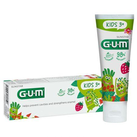 GUM Kids foggél 2-6 éveseknek 50ml