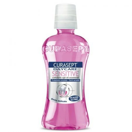 Curasept Daycare Sensitive szájvíz 250ml