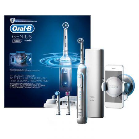Oral-B Genius 8000 elektromos fogkefe