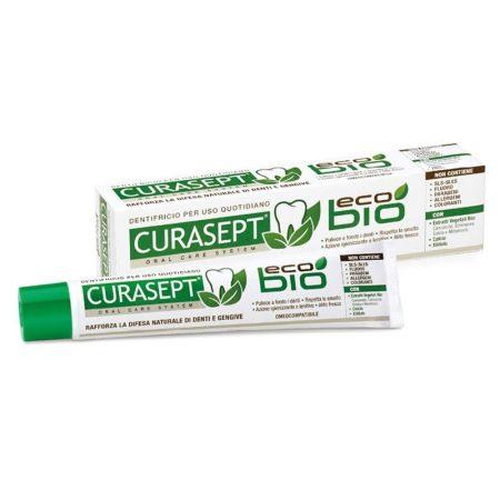 Curasept Ecobio fogkrém 75ml